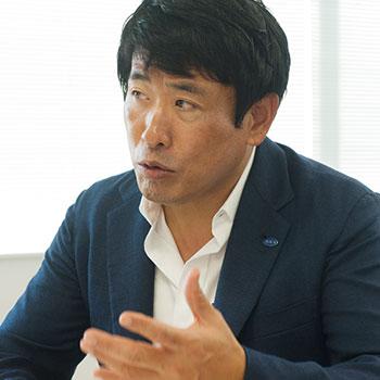 株式会社日本アクア 代表取締役 中村 文隆 様