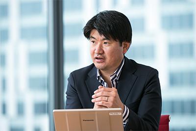 経営企画本部 IT戦略部 部長 成田 敏博 氏