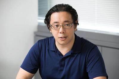 システム本部 システム基盤部 ヘルプデスクセンター マネージャー 佐々木 孝行氏
