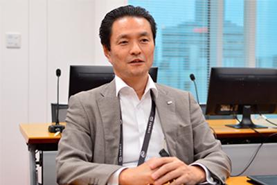 岩井コスモ証券 システム部 部長 新谷 光彦 氏