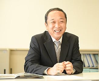 総務部 情報政策課 課長補佐 矢崎 孝 氏