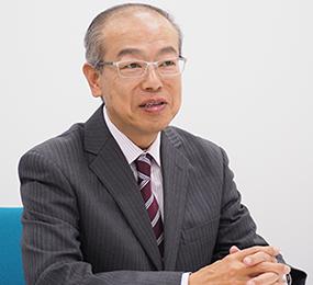 コーポレート本部 情報システム部 部長 永翁千寿 氏