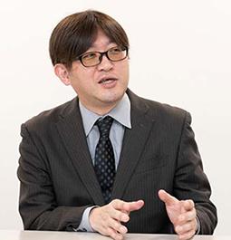 制作技術局 技術センター マネジャー 久保 玲 氏