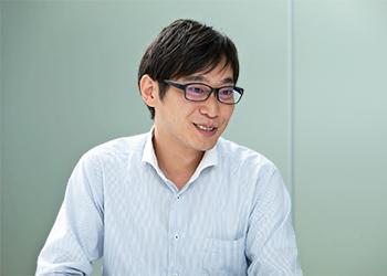 総務人事部 情報セキュリティチーム 岩井 庸高 氏