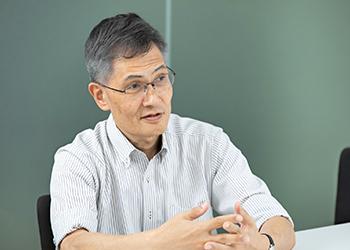 総務人事部 情報セキュリティチーム チームリーダー 小池 克洋 氏