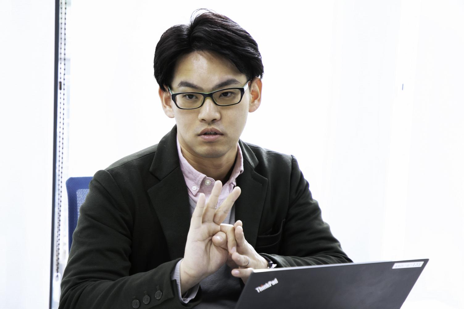 IT事業本部 インフラ基盤事業部 サーバ・ネットワークチーム 鈴木 淳 氏