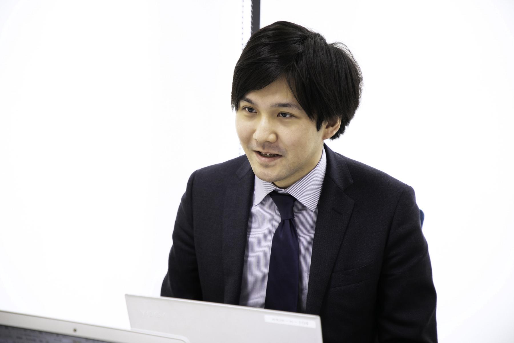 管理本部 総務部 杉浦 修一郎 氏