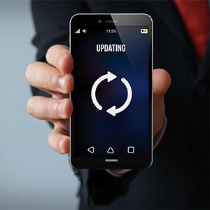 スマートデバイス、アップデートラッシュだってよ ~ OSアップデートとの上手な付き合い方