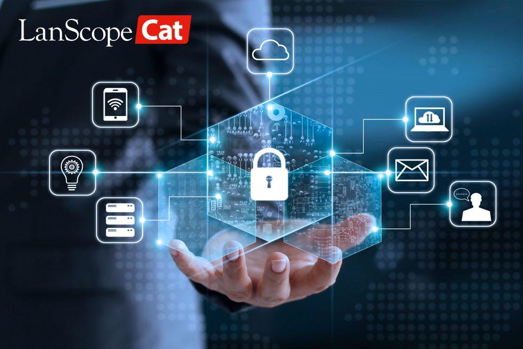 """IT資産管理ツール""""LanScope Cat""""で行なうネットワーク機器の管理"""