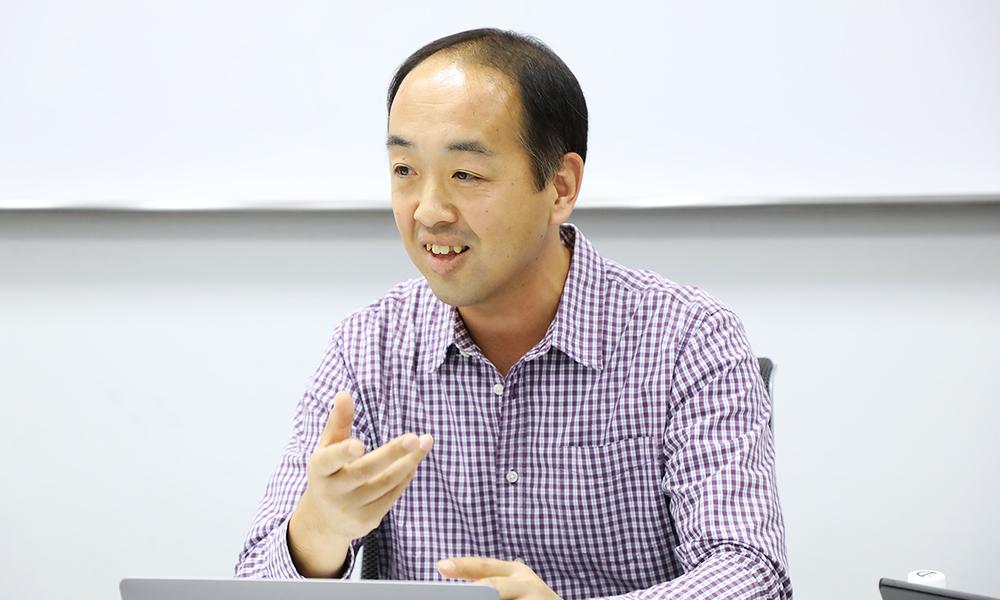 DeNA 田村氏
